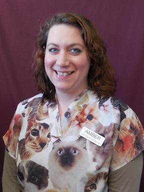 Amber Martin - Veterinary Technician - Manchester Veterinary Clinic - CT