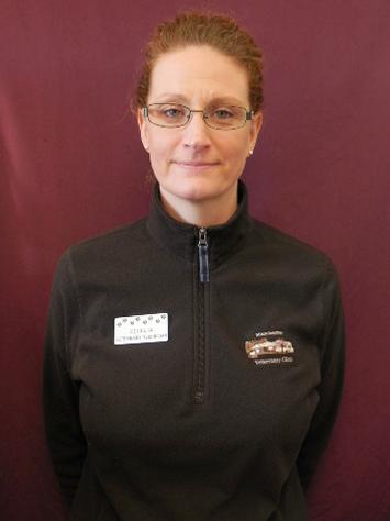 Cecelia Channon- Certified Veterinary Technician - Manchester Veterinary Clinic - CT