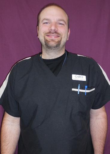 Chris Warner - Certified Veterinary Technician - Manchester Veterinary Clinic - CT